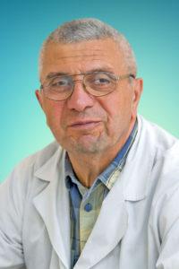 Профессор Чилингарянц Сергей Георгиевич