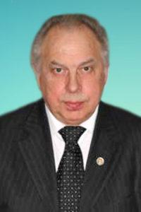 Профессор Сидоренко Юрий Сергеевич