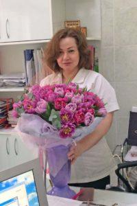 Ложниченко Е. В. – колопроктолог ЖД больницы