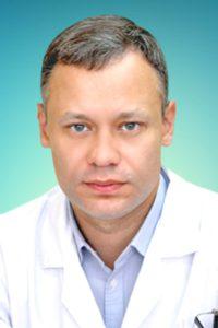 Тринитатский Иван Юрьевич  – врач -невролог высшей категории
