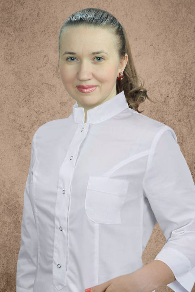 Сивиринова Наталья Геннадьевна - врач - кардиолог высшей квалификационной категории