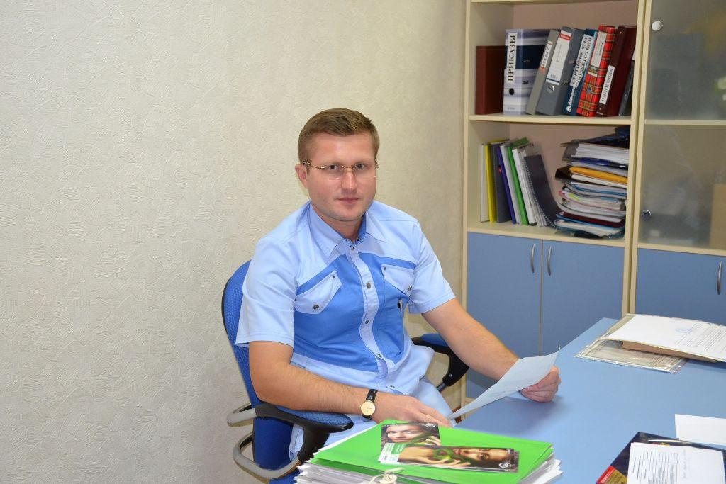 Старостенко Вячеслав Владимирович. Врач - дерматовенеролог, сотрудник кафедры дерматовенерологии
