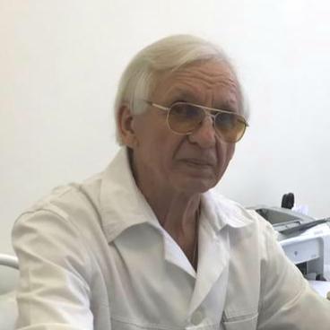 Еременко Александр Алексеевич. Врач -  дерматовенеролог.