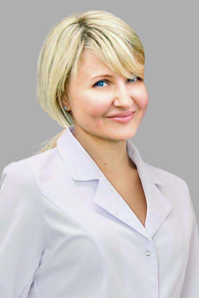 Дрейзина Яна Валентиновна.  Врач - дерматовенеролог, КМН