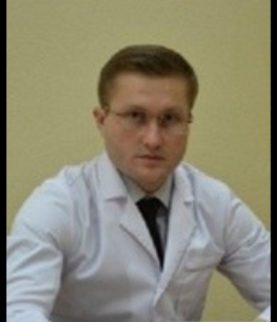 Врач - дерматовенеролог -Старостенко Вячеслав Владимирович