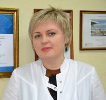 Сидоренко Ольга Анатольевна. Врач - дерматовенеролог.
