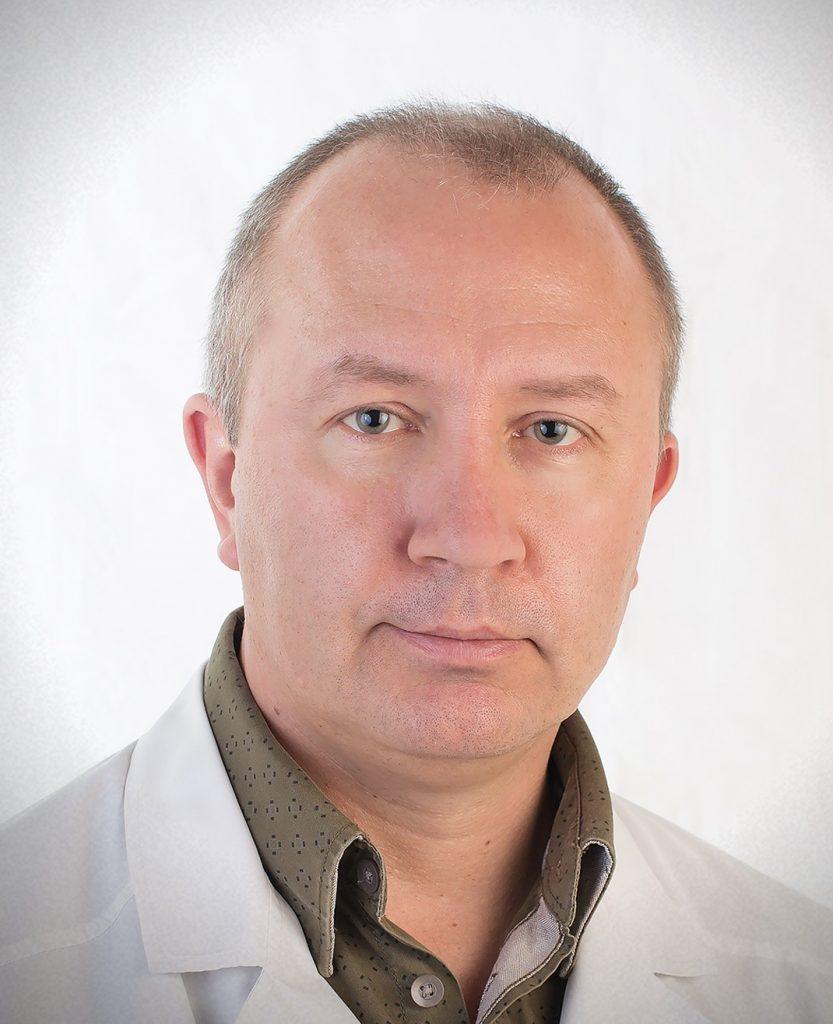 Собин Сергей Викторович - КМН, врач - кардиолог высшей категории