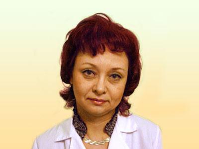 Бухтоярова М. В. - педиатр, врач - гастроэнтеролог высшей категории