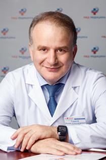 Гурцкой Роман Александрович – уролог, нефролог, андролог