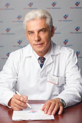 Мурлычев Сергей Николаевич - врач - кардиолог высшей квалификационной категории