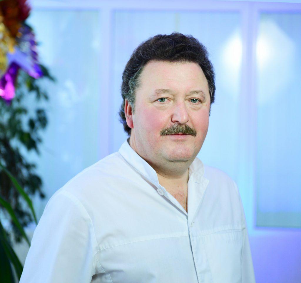Перепечай Вадим Анатольевич – уролог, хирург высшей категории, КМН