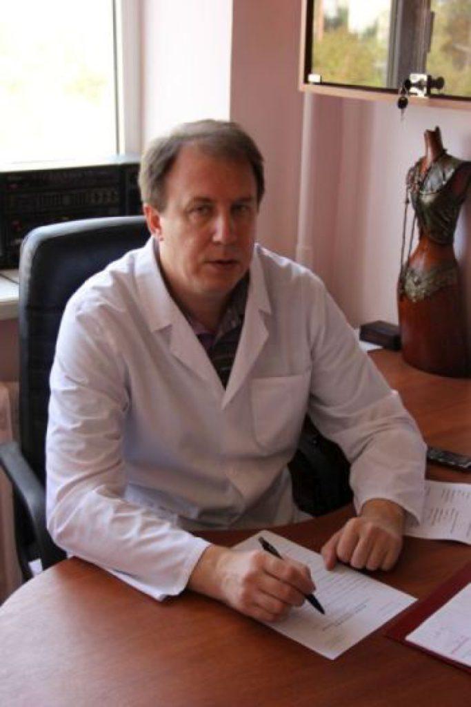 Шамик Виктор Борисович - профессор кафедры детской хирургии и ортопедии РостГМУ. ДМН