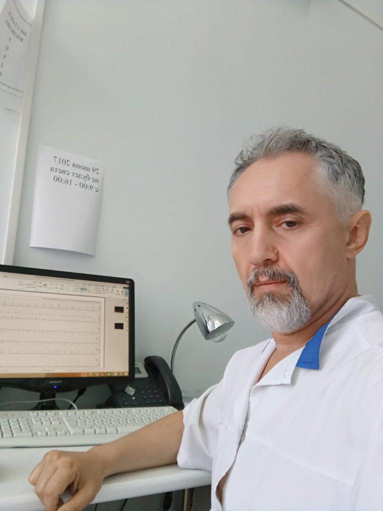 Базлов Игорь Петрович- врач - кардиолог