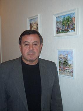 Багмет Александр Данилович - профессор, ДМН, кардиолог.