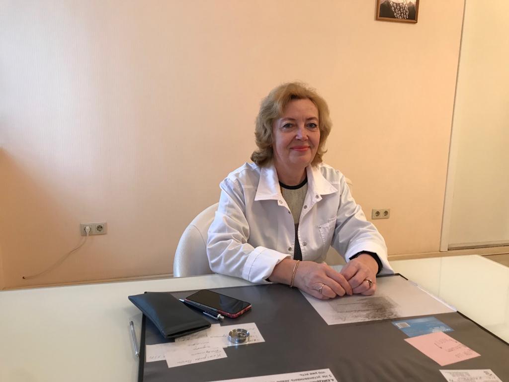 Коломейцева Вера Ивановна — врач — дерматовенеролог