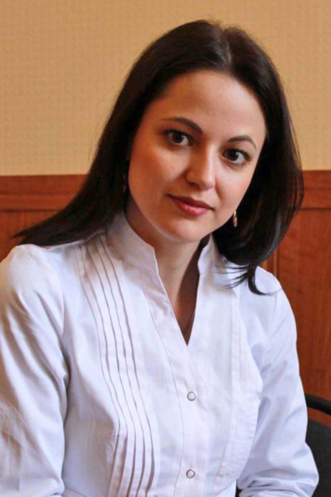 Екатерина Сергеевна Левицкая. К.М.Н. Кардиолог 2-ой категории.   Ассистент кафедры общей врачебной практики