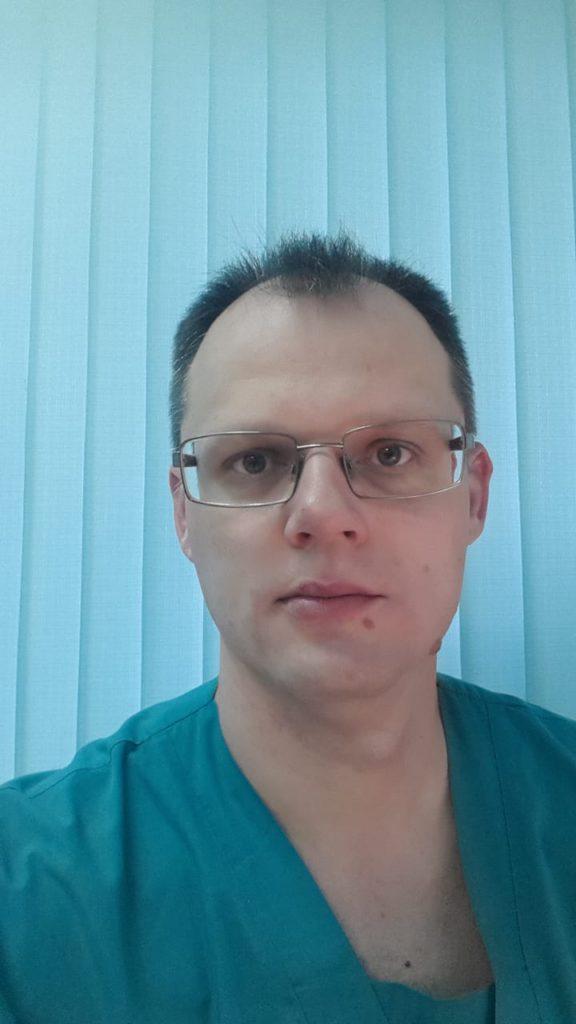 Александр Владимирович Воскобойников. Врач высшей категории. Колопроктолог. Хирург