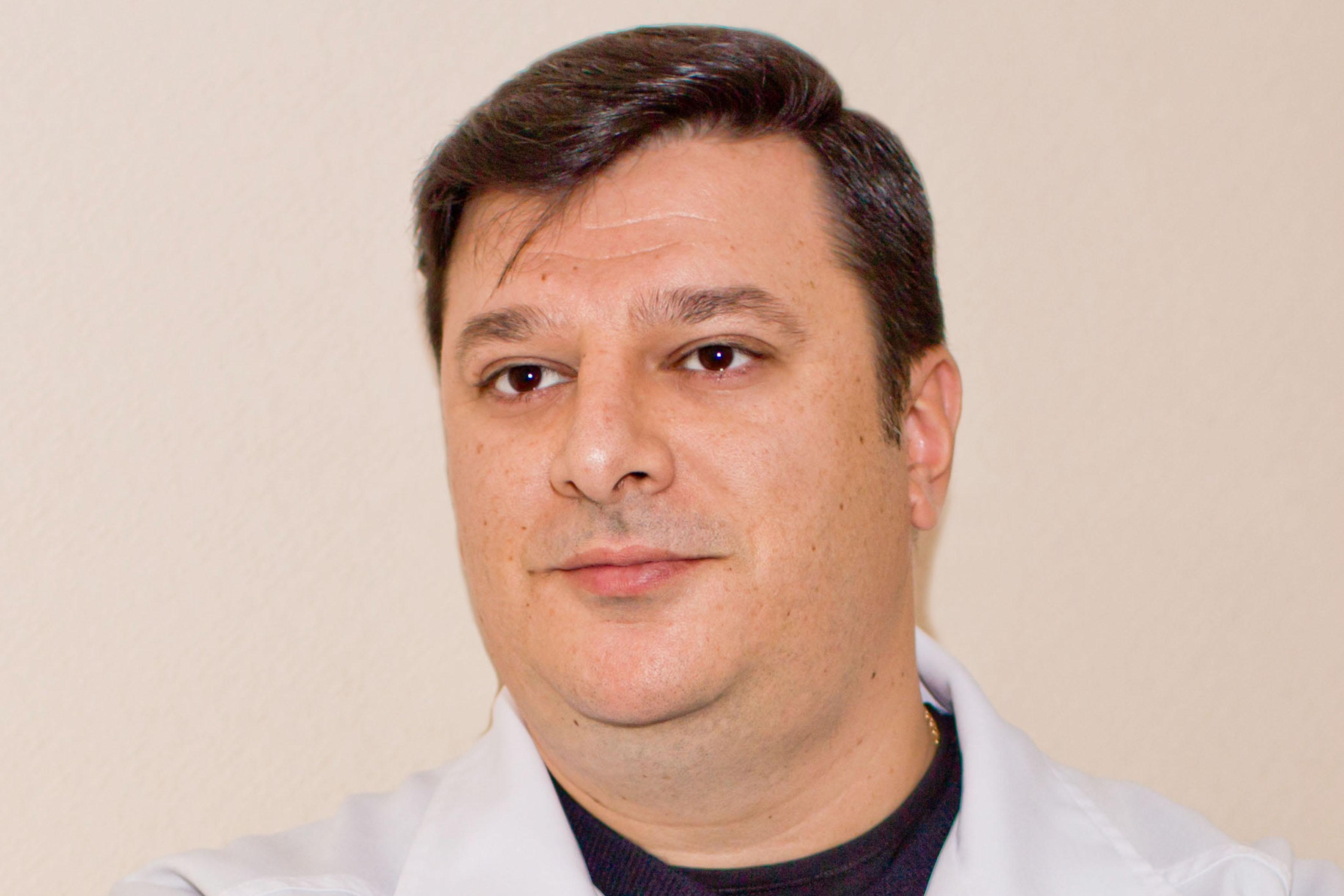Фархад Расимович Джабаров. Радиолог