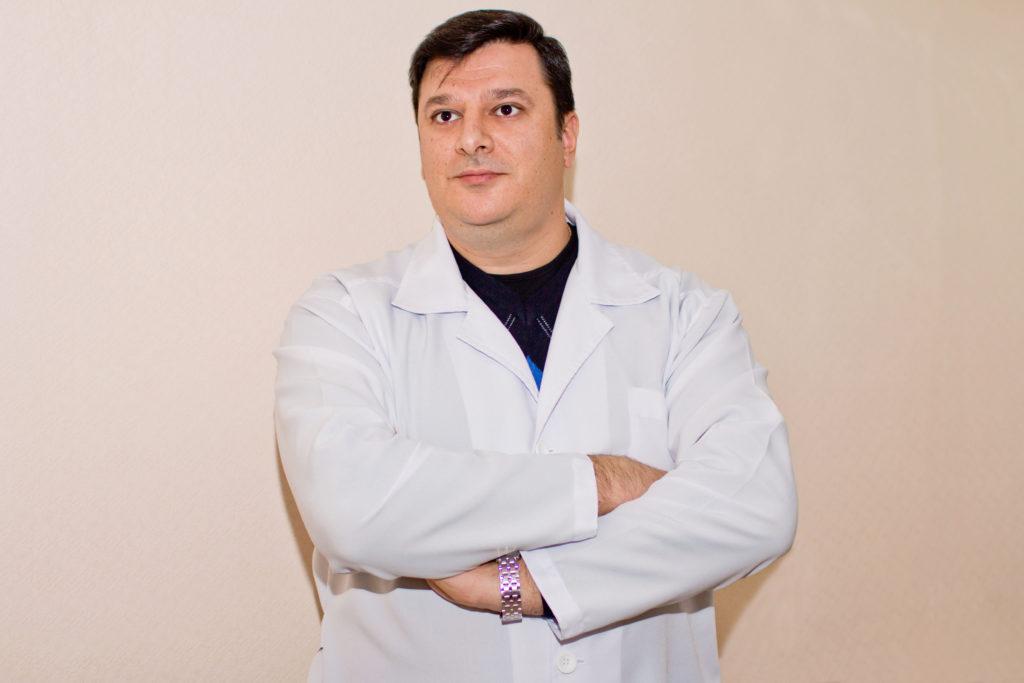 Фархад Расимович Джабаров радиолог
