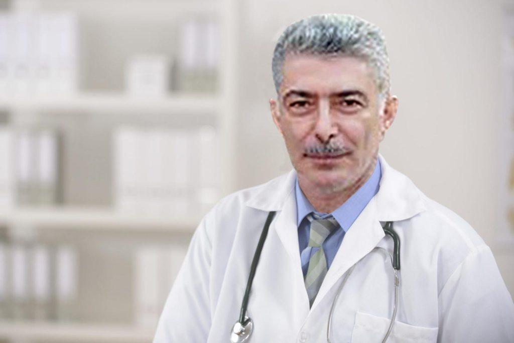 Кабанян Артур Бюзандович. Детский нейрохирург