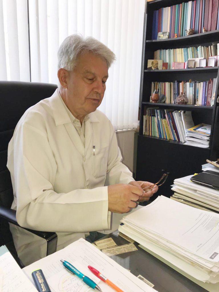 Амбалов Юрий Михайлович инфекционист гепатолог
