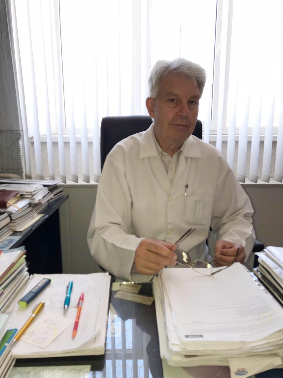 Амбалов инфекционист гепатолог