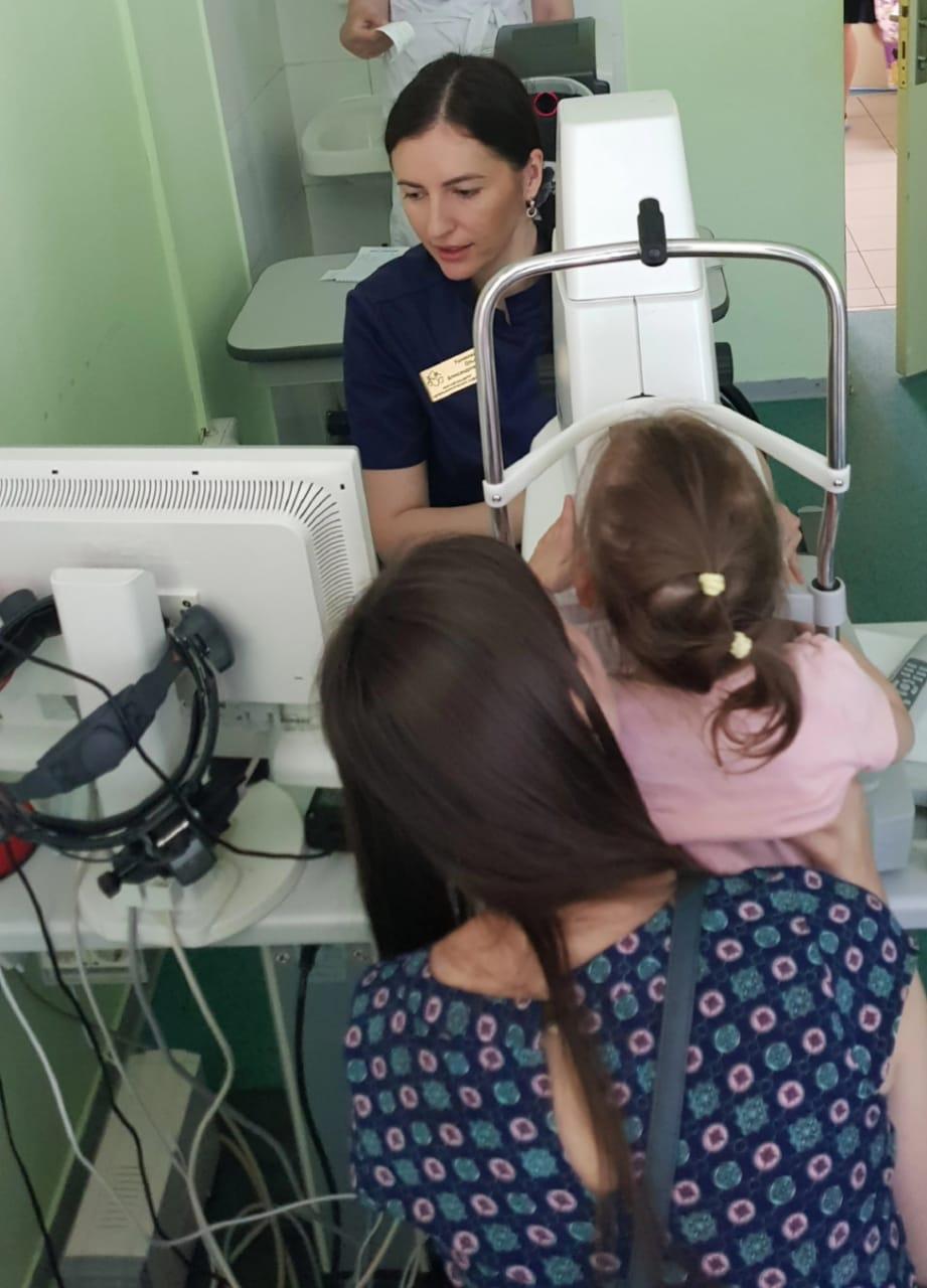 Ольга Александровна Ушникова хирург