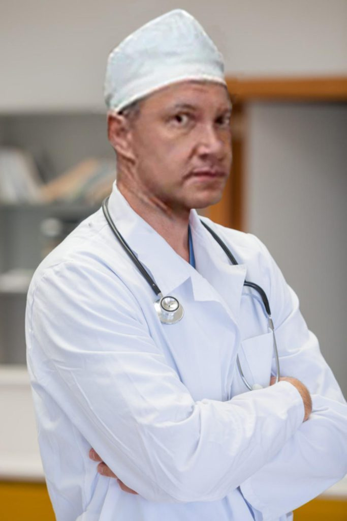 Валери Борисович Кацупеев Детский хирург