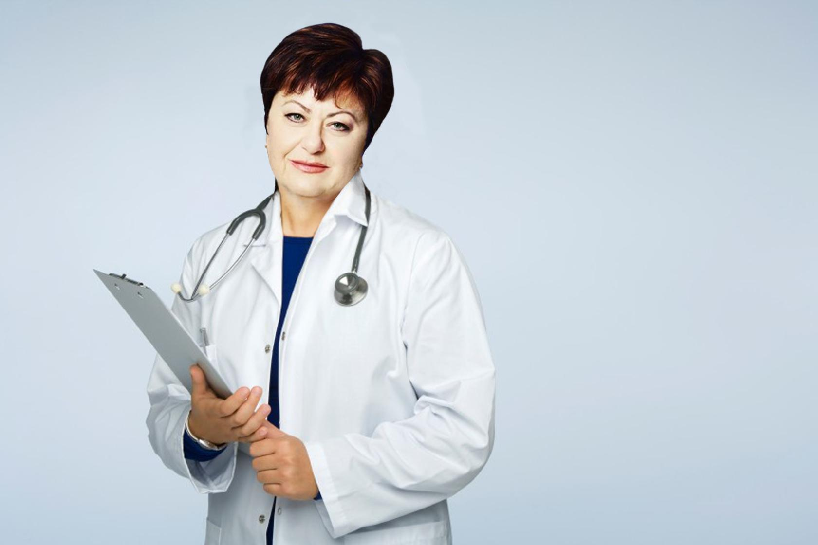 Л. Н. Ващенко. Онколог - маммолог. в ростове