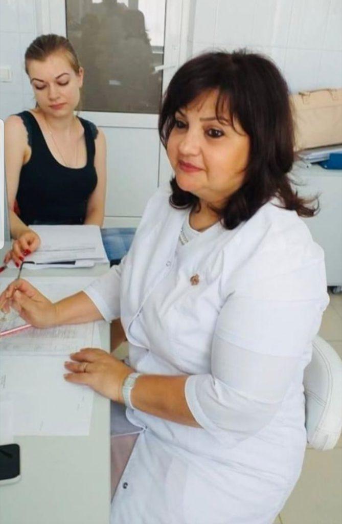 Эндокринолог в Ростове Шабанова