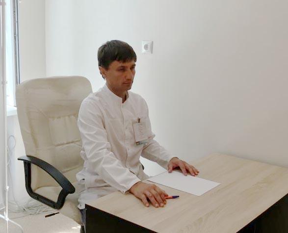 Юрий Юрьевич Сивиринов. КМН. Гастроэнтеролог, проктолог, хирург, маммолог, онколог высшей категории
