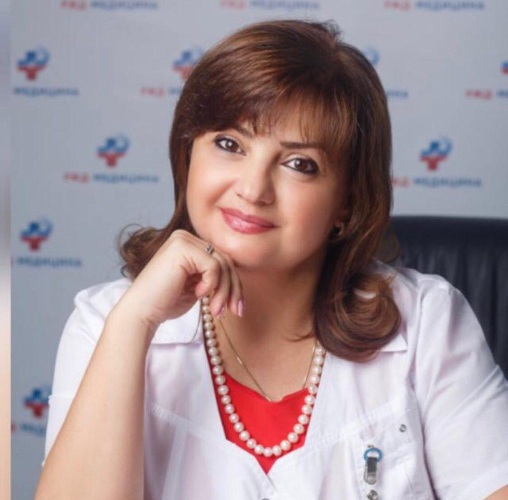 Эндокринолог Шабанова