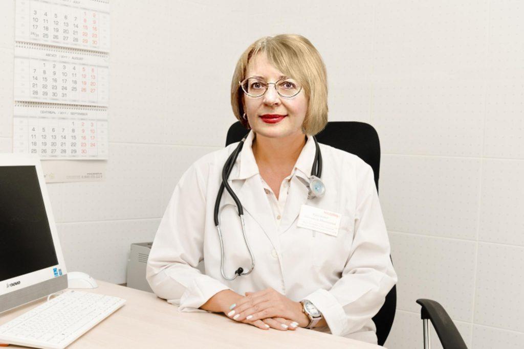 Анна Петровна Коваленко. Гепатолог. Инфекционист