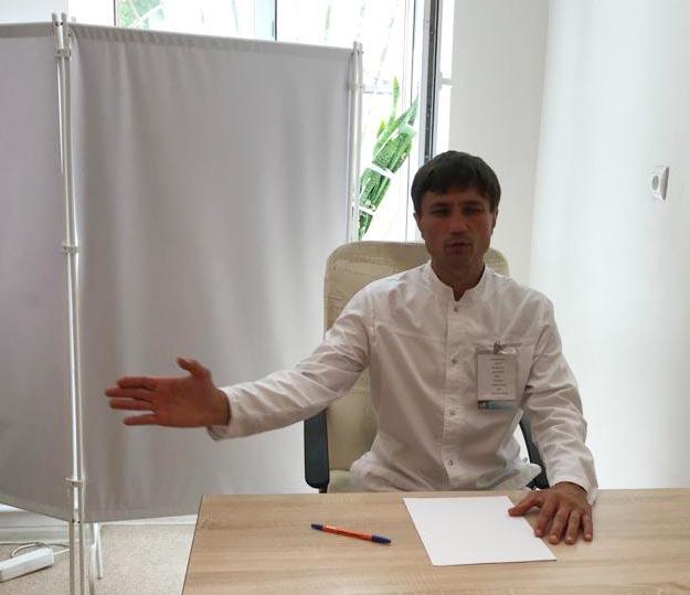 Сивиринов Юрий Юрьевич - хирург -  онколог высшей категории, КМН