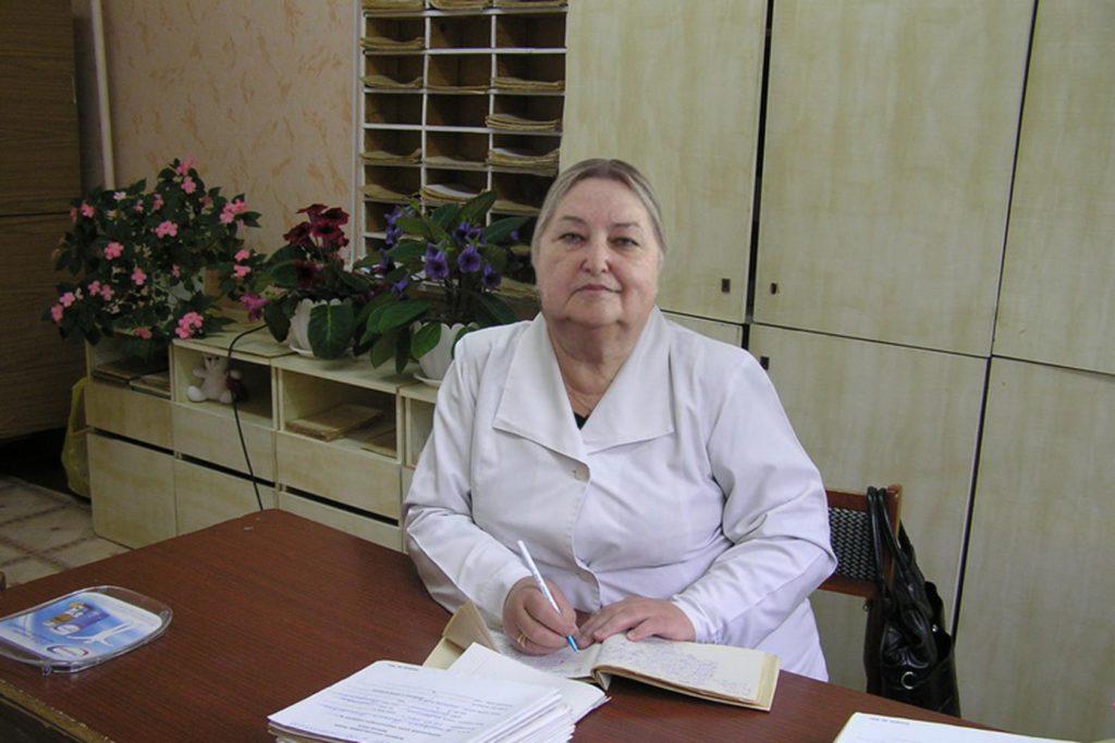 Мария Михайловна Чепурная. Пульмонолог в Ростове-на-Дону