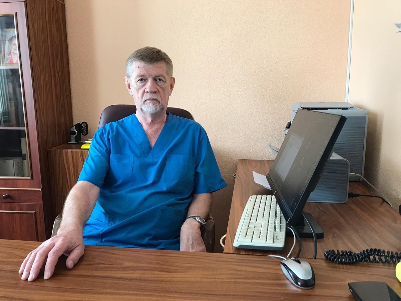 Ащев. Травматолог-ортопед в Ростове на Дону