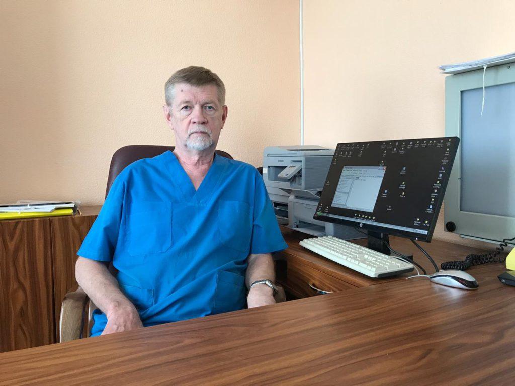 Александр Викторович Ащев. Травматолог-ортопед высшей  категории. К.М.Н