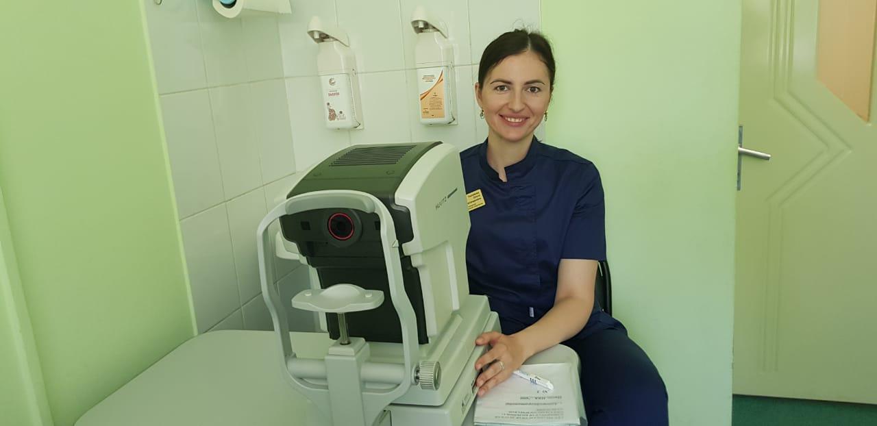 Ольга Александровна Ушникова - замечательный детский офтальмолог