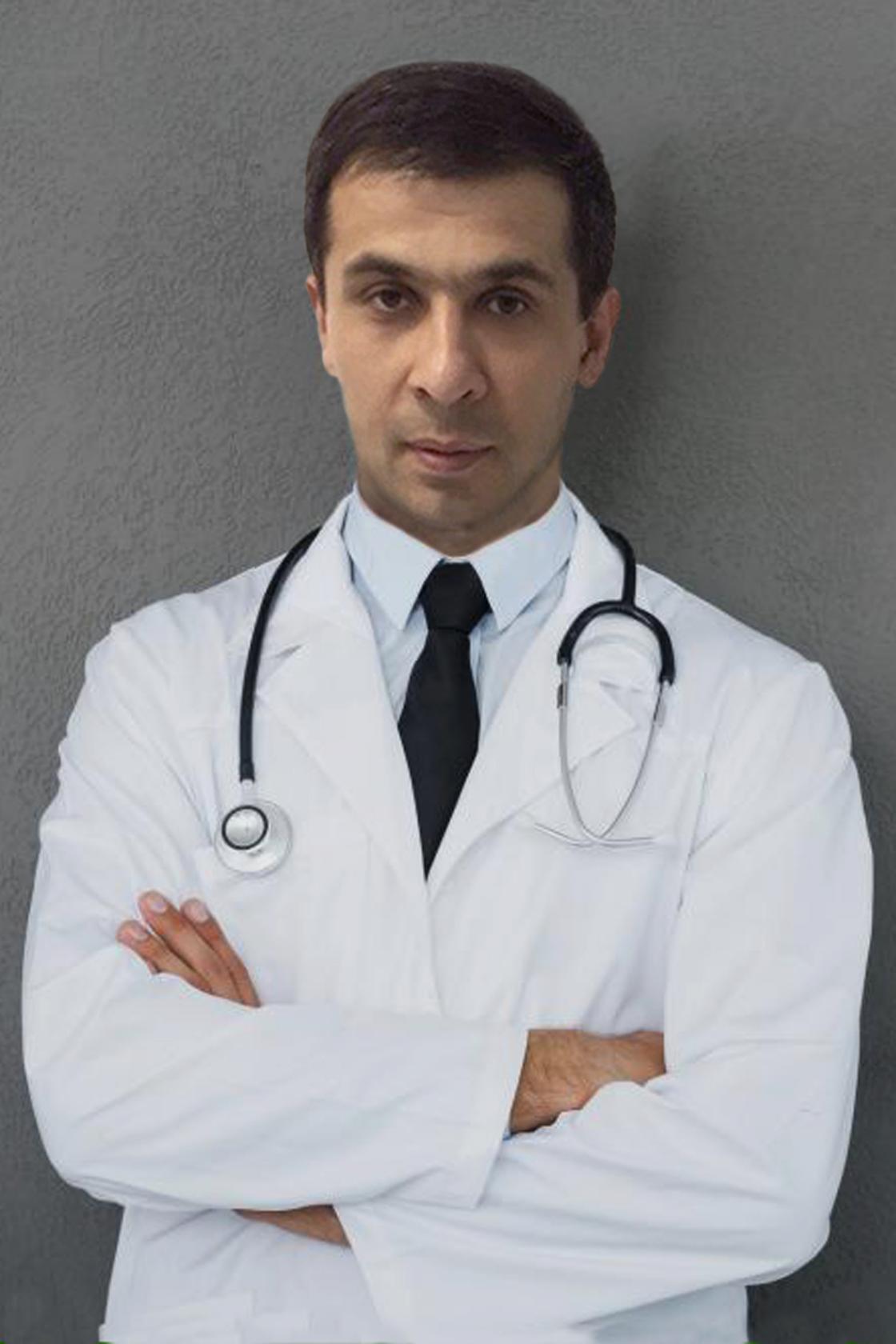 Биналиев Илимдар Олимович - детский хирург. Врач 2 - й квалификационной категории