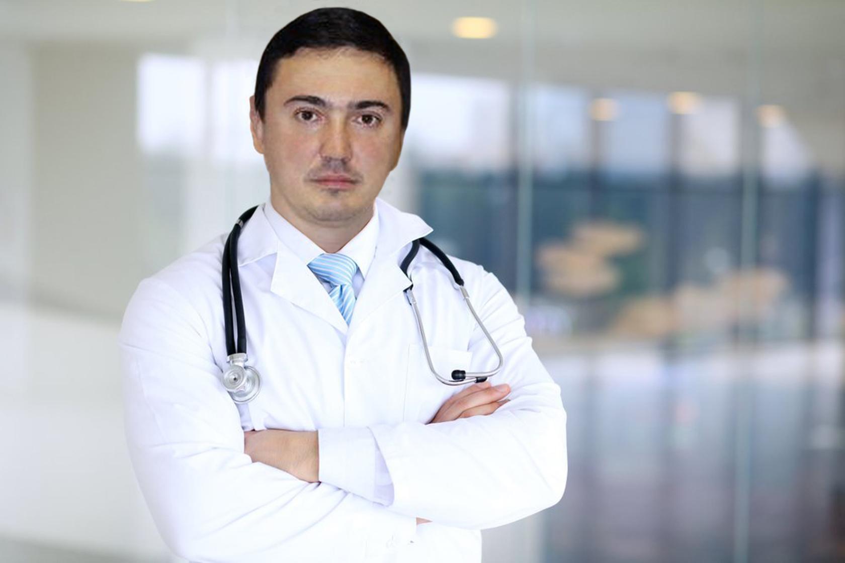 Нейрохирург - Литвиненко Д.В. Краснодар