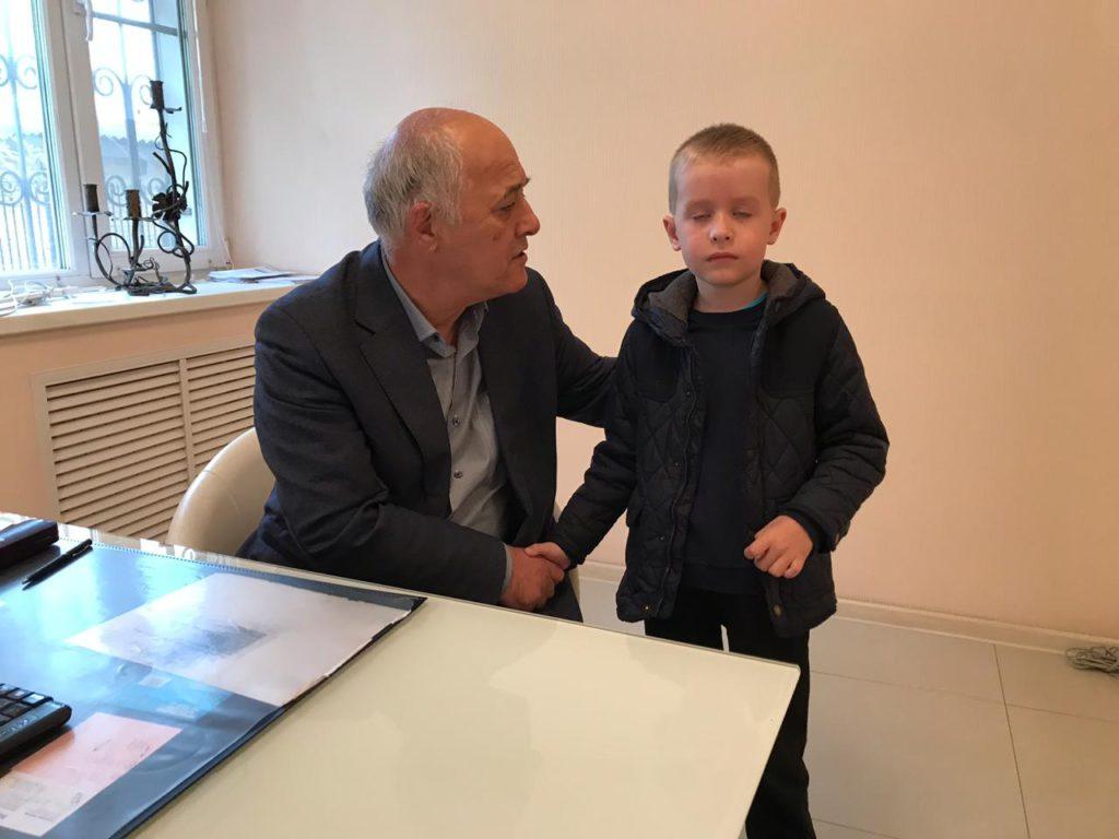 Замечательный детский нефролог - Летифов Г.М.