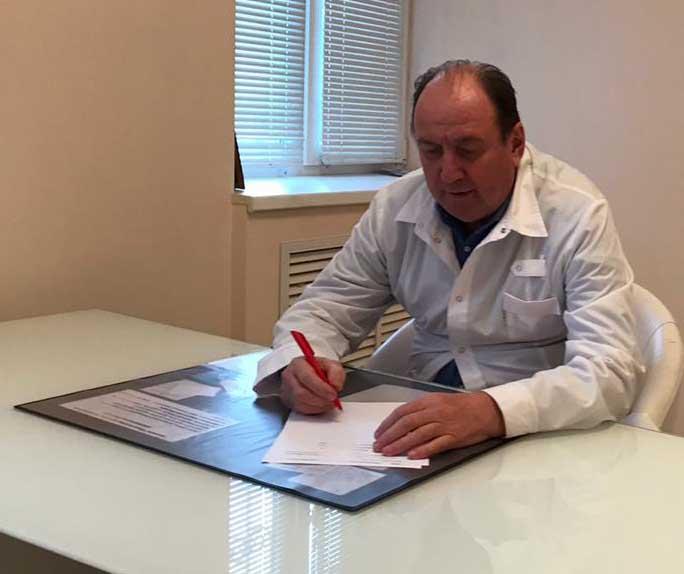 Воробьёв С.В. – Эндокринолог