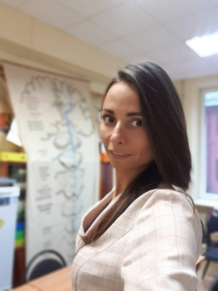 Наталия Сергеевна Ковалева - невролог, гирудотерапевт. КМН. Врач высшей категории, зав. отделением неврологии, гирудотерапевт