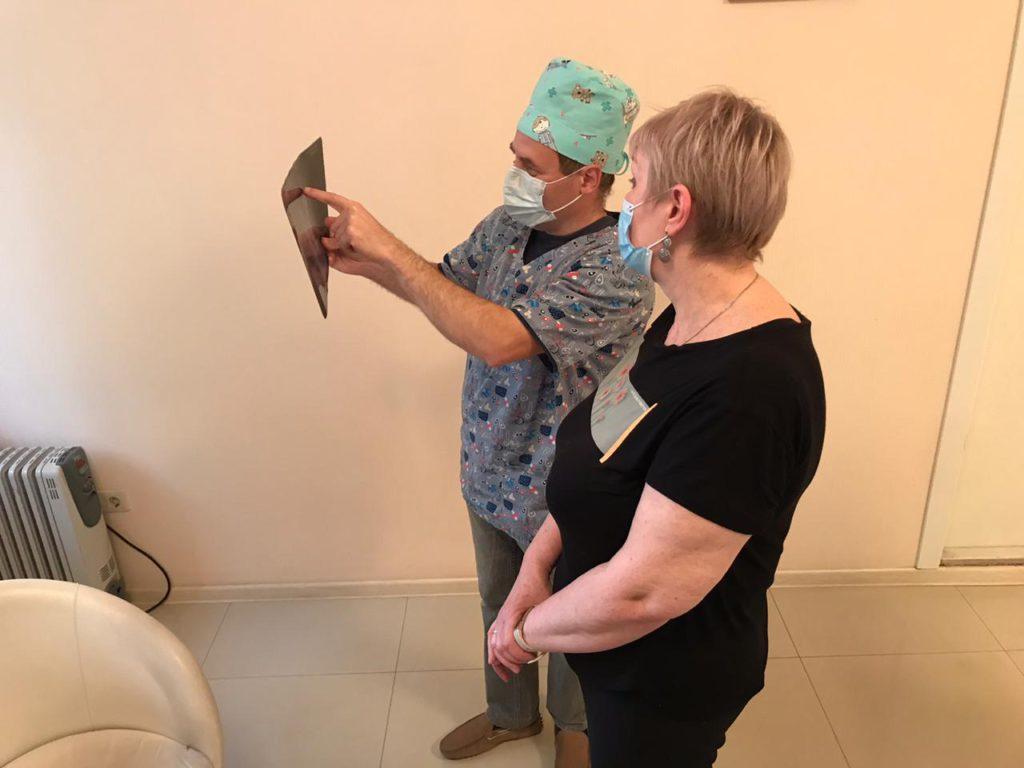 Травматолог в ростове тимошенко
