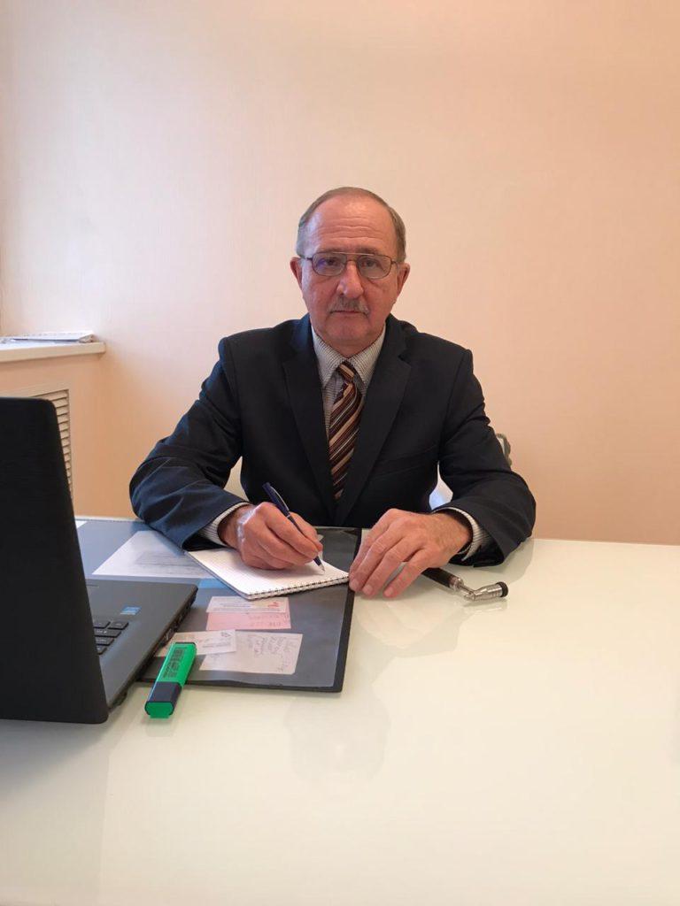 Скрипкин Ю.П. - ведущий невролог в Ростове