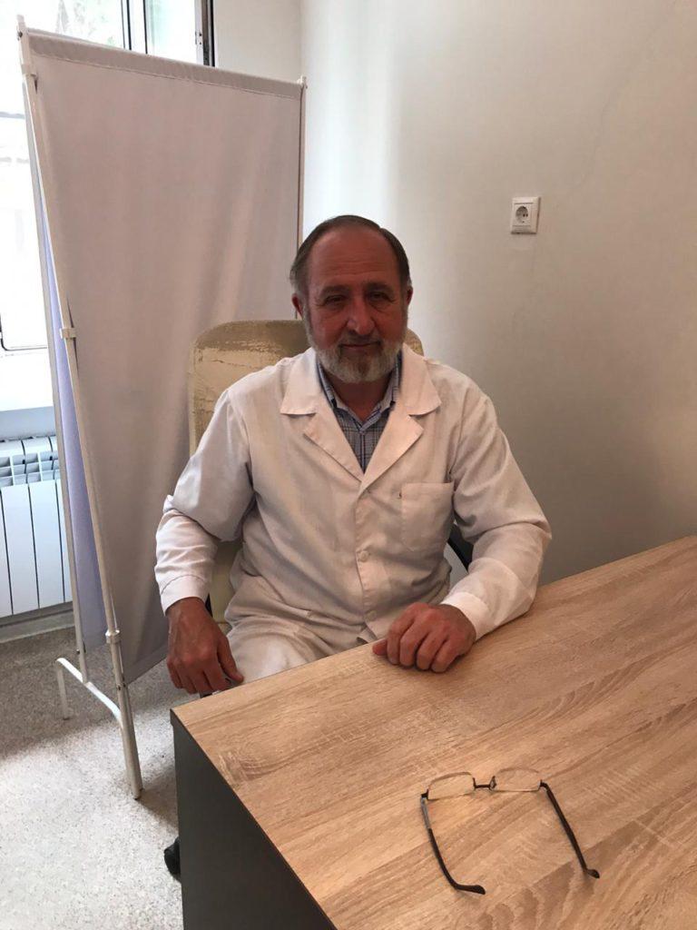 невролог Скрипкин