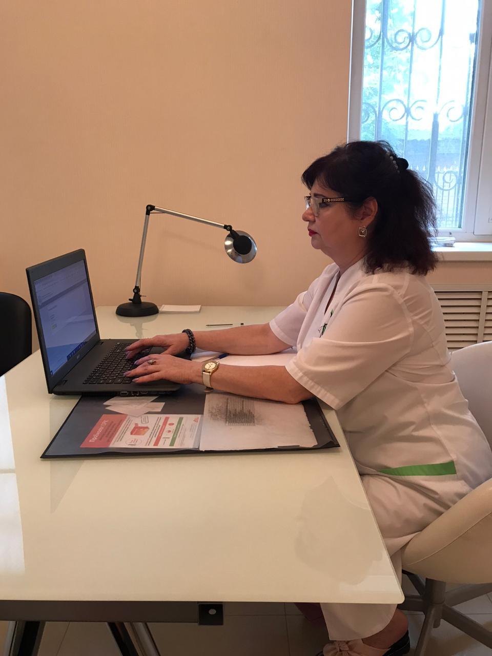 Мамедова Н.И. Ростов инфекционист гепатолог
