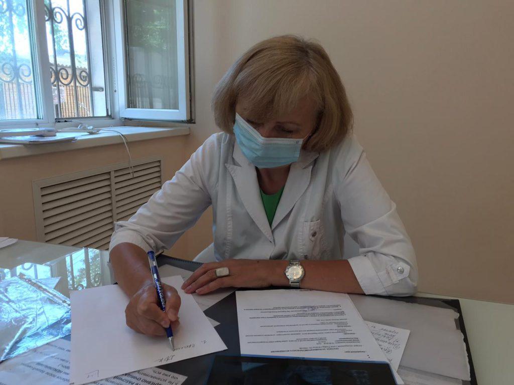 спортивный врач орлова