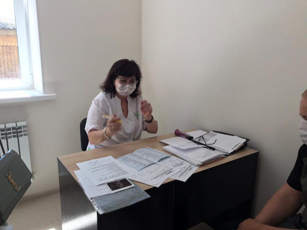 гепатолог мамедова
