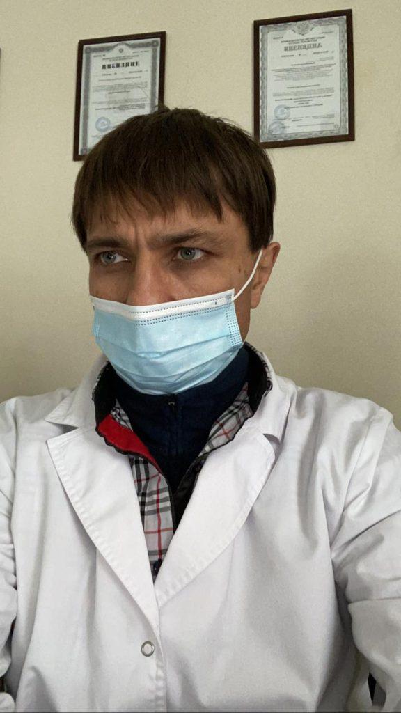 Сивиринов Юрий юрьевич маммолог